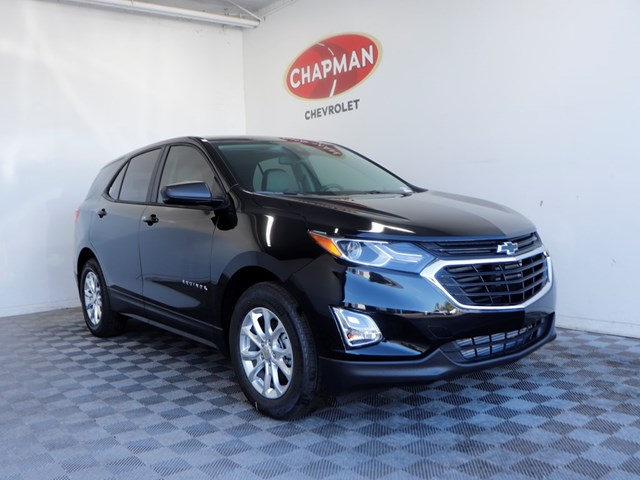 New 2020 Chevrolet Equinox 1LS