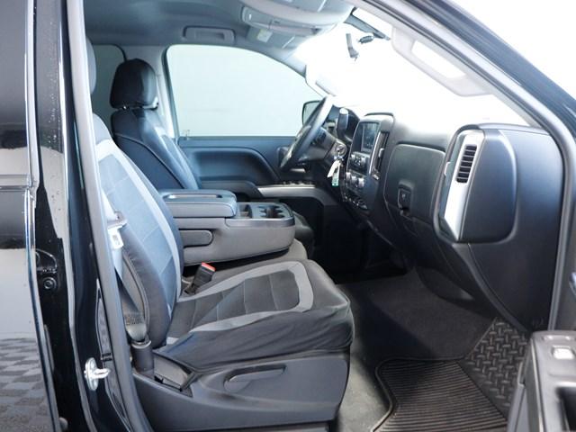 Certified Pre-Owned 2018 Chevrolet Silverado 1500 LT Crew Cab