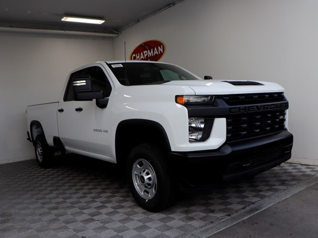 2020 Chevrolet Silverado 2500HD Double Cab Work Truck
