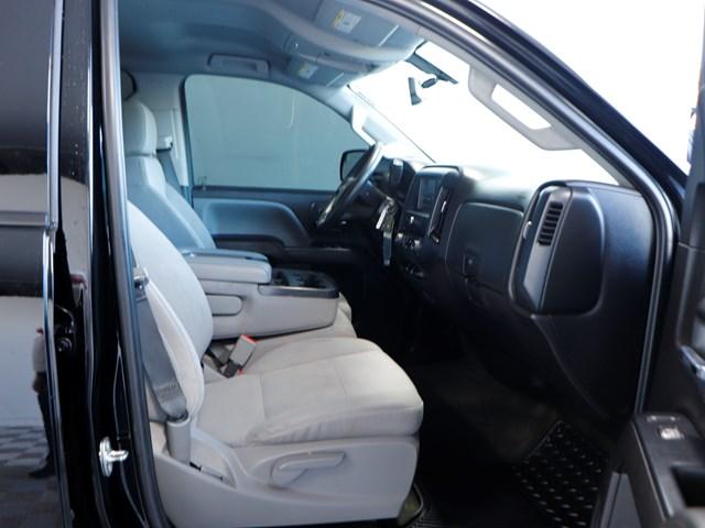 Used 2018 Chevrolet Silverado 1500 Custom Extended Cab