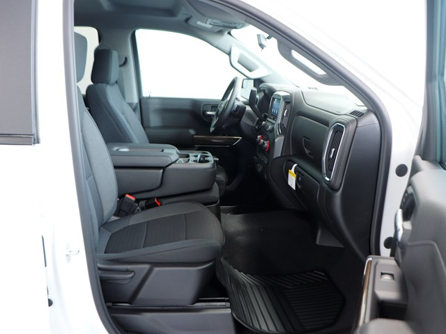 2020 Chevrolet Silverado 1500 Double Cab 1LT 4WD