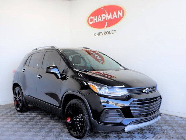 Used 2018 Chevrolet Trax LT