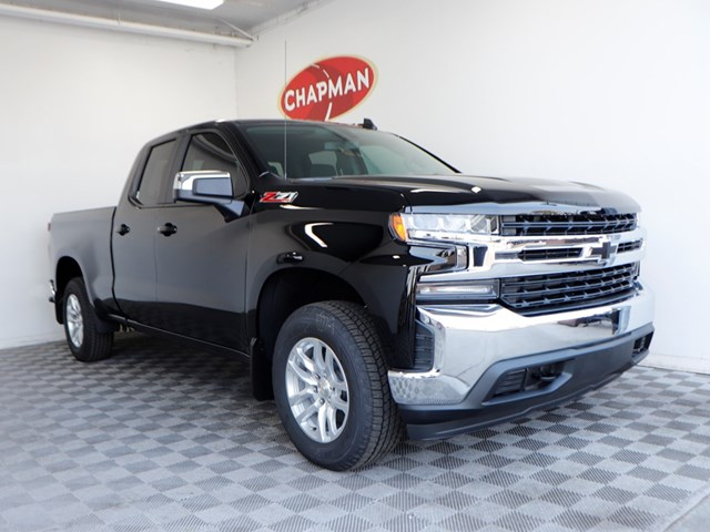 New 2020 Chevrolet Silverado 1500 Double Cab 1LT 4WD