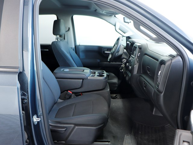 Used 2019 Chevrolet Silverado 1500 Custom Crew Cab