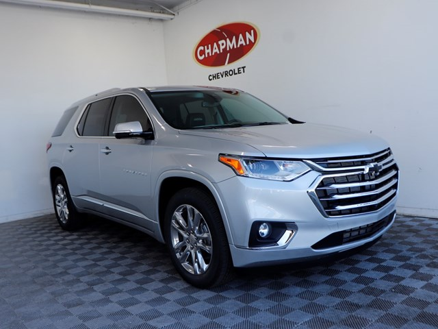 New 2020 Chevrolet Traverse High Country 4WD