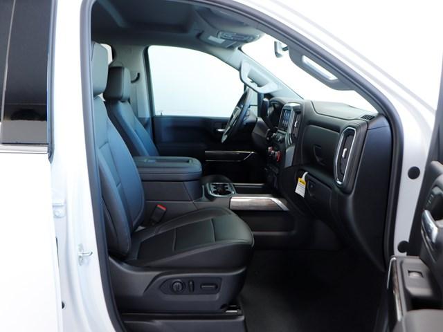 2020 Chevrolet Silverado 2500HD Crew Cab LTZ 4WD