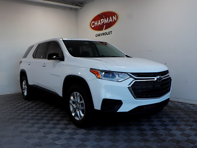 Certified Pre-Owned 2020 Chevrolet Traverse LS