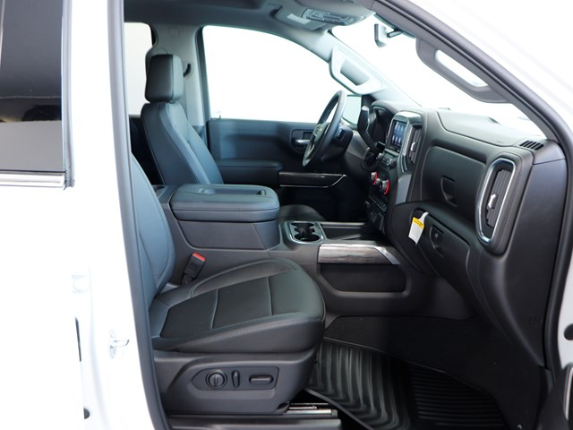 New 2020 Chevrolet Silverado 1500 Crew Cab LTZ