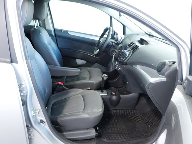 Used 2015 Chevrolet Spark LS CVT