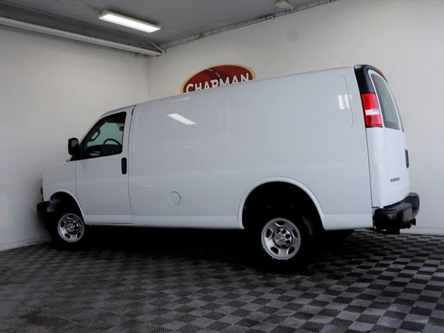 New 2020 Chevrolet Express Cargo Van 2500