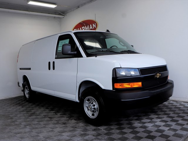 New 2020 Chevrolet Express Cargo Van 2500