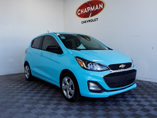 New 2021 Chevrolet Spark LS CVT