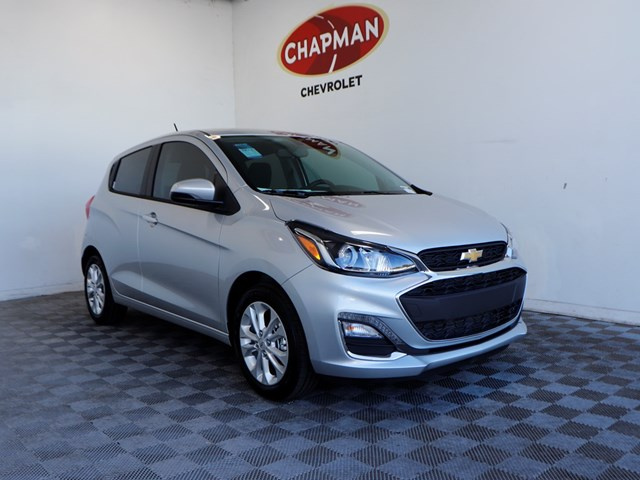 New 2021 Chevrolet Spark 1LT CVT