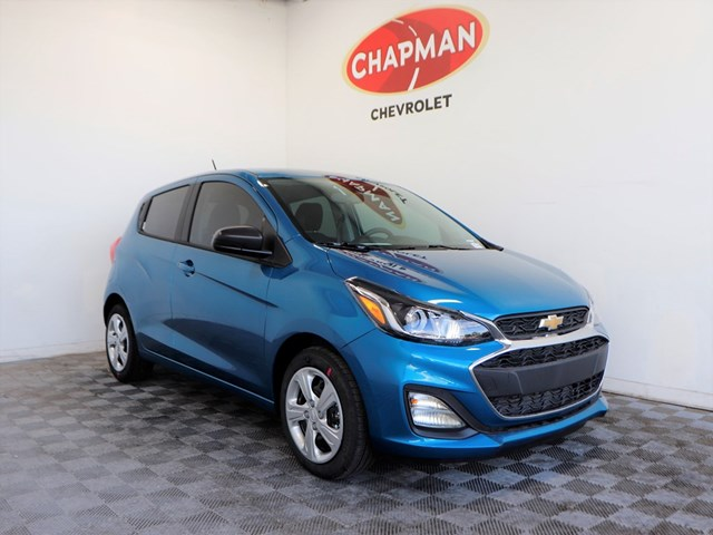 New 2021 Chevrolet Spark LS CVT