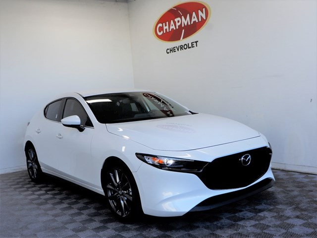 Used 2019 MAZDA3 Hatchback Preferred