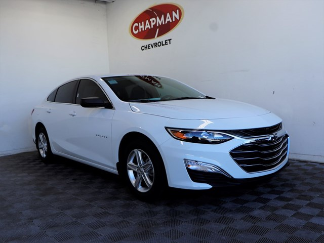 New 2021 Chevrolet Malibu 1LS