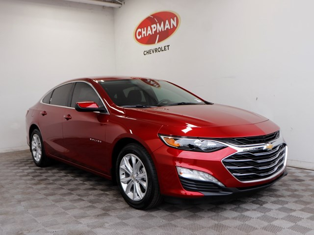 New 2021 Chevrolet Malibu 1LT