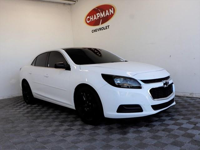 Used 2016 Chevrolet Malibu Limited LS