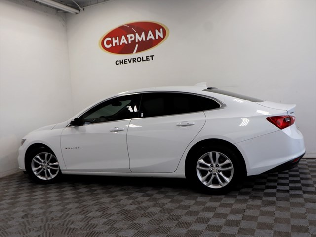 Used 2016 Chevrolet Malibu LT
