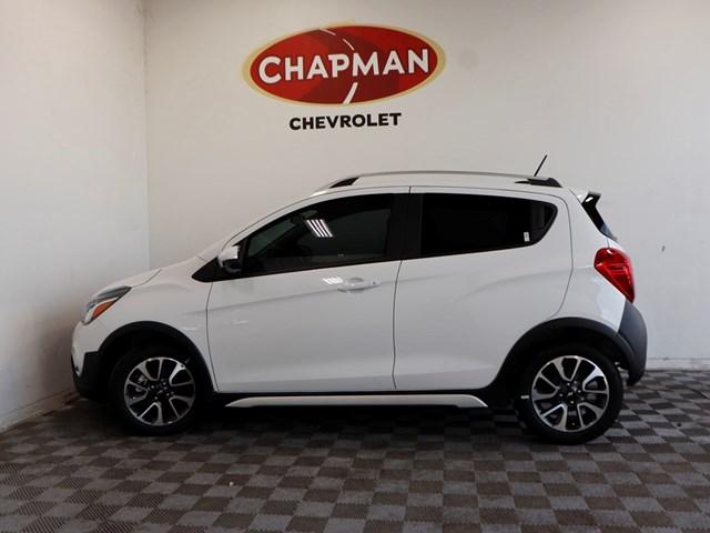 New 2021 Chevrolet Spark ACTIV CVT