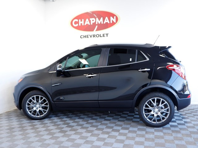 Used 2018 Buick Encore Sport Touring