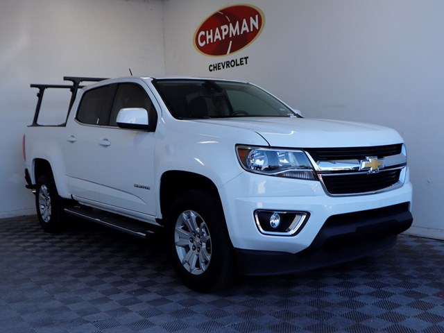 Used 2016 Chevrolet Colorado LT Crew Cab