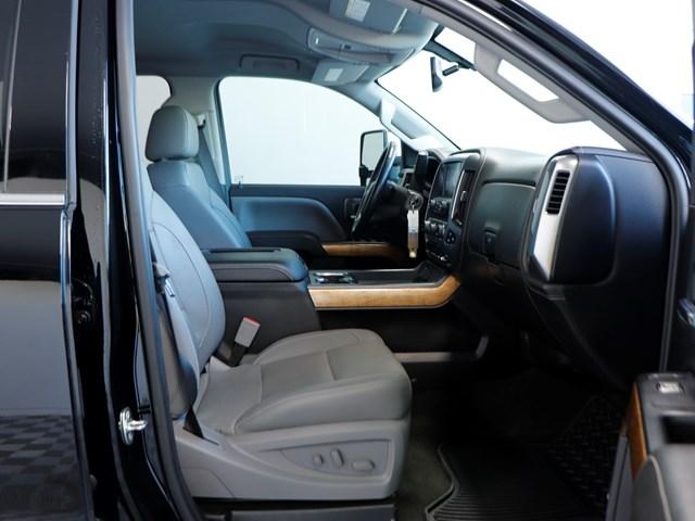 Used 2018 Chevrolet Silverado 2500HD LTZ Crew Cab