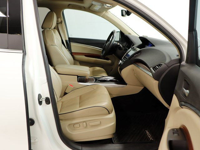 Used 2017 Acura MDX SH-AWD w/Advance w/RES