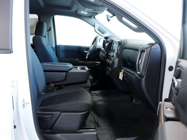 New 2021 Chevrolet Silverado 1500 Double Cab 1LT
