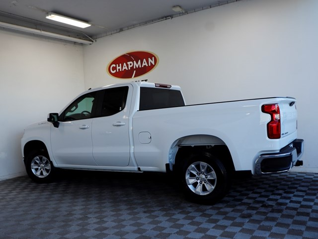 New 2021 Chevrolet Silverado 1500 Double Cab 1LT