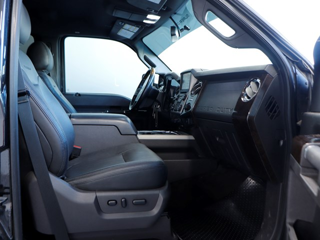 Used 2015 Ford F-350 Super Duty platinum