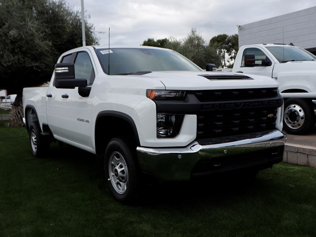 2021 Chevrolet Silverado 2500HD Double Cab Work Truck