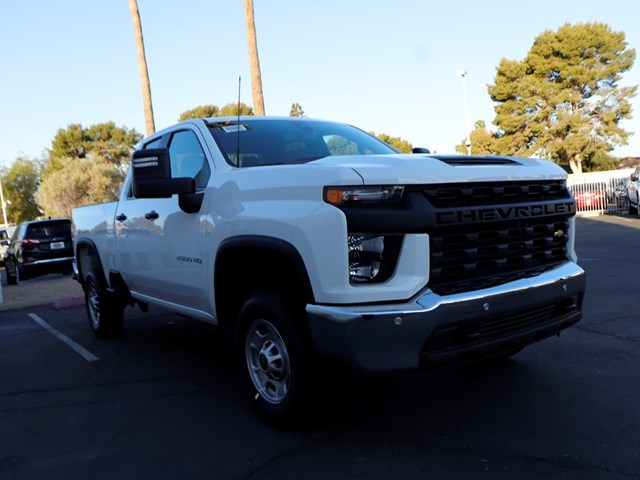 New 2021 Chevrolet Silverado 2500HD Double Cab Work Truck