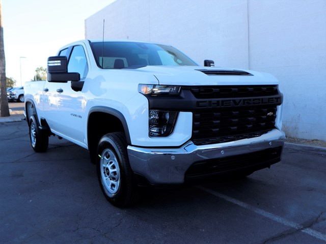 2021 Chevrolet Silverado 2500HD Double Cab Work Truck 4WD