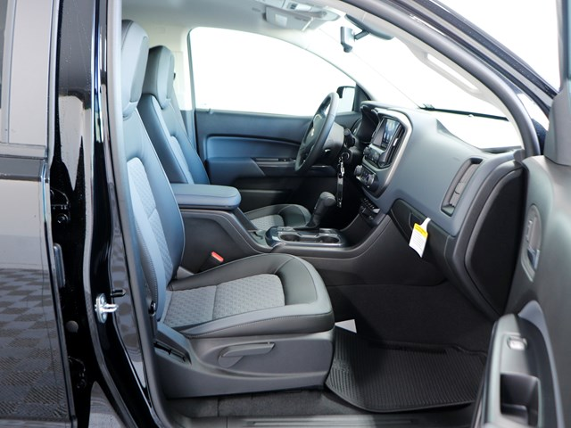 New 2021 Chevrolet Colorado 4Z71 4WD