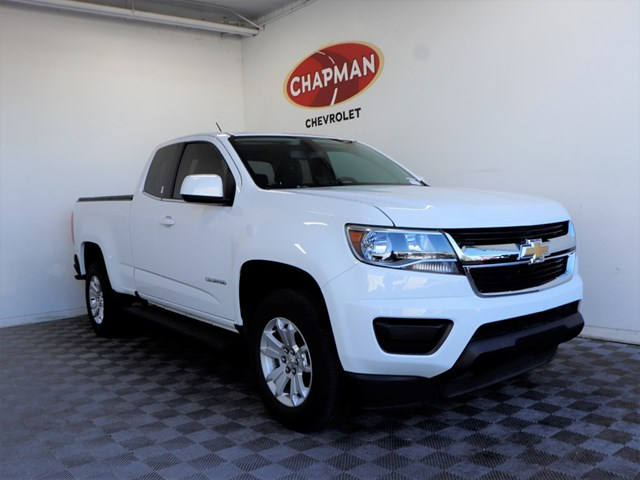 Used 2017 Chevrolet Colorado LT Extended Cab