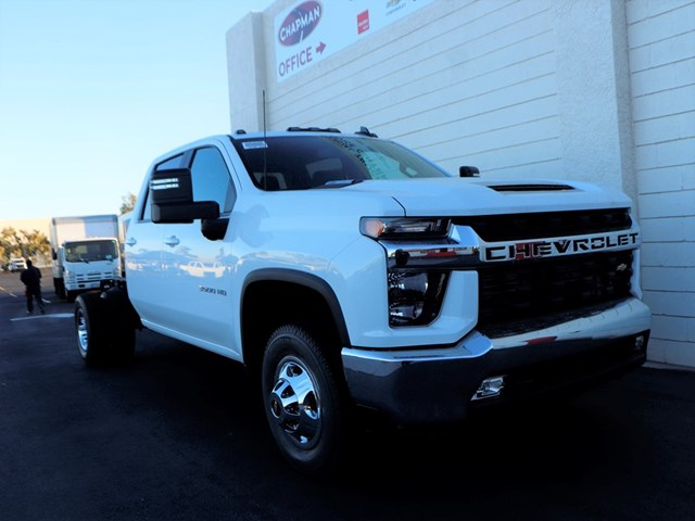New 2021 Chevrolet Silverado 3500HD 1LT 4WD
