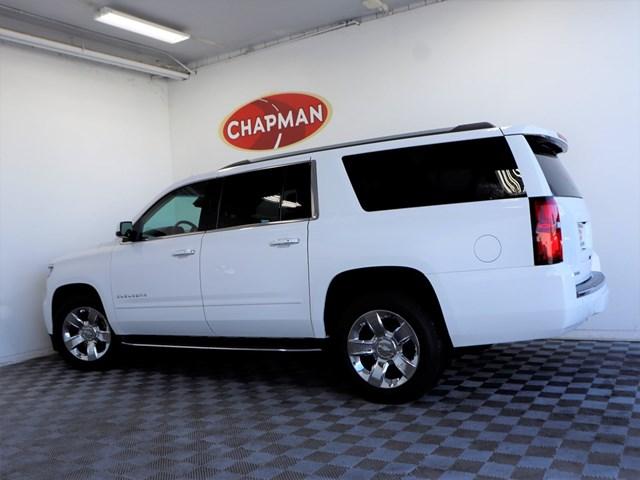Used 2017 Chevrolet Suburban Premier 1500