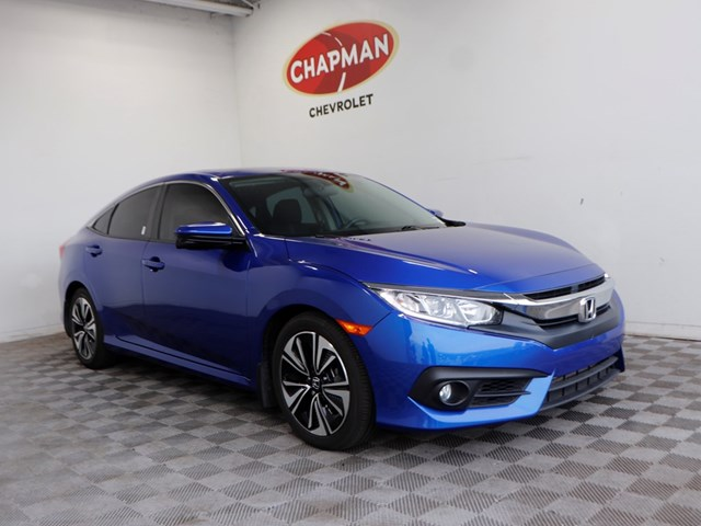 Used 2016 Honda Civic EX-T