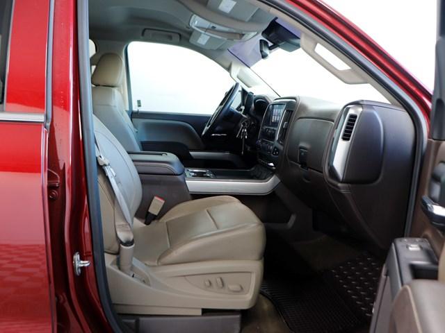 Used 2016 Chevrolet Silverado 1500 LTZ Z71 Crew Cab