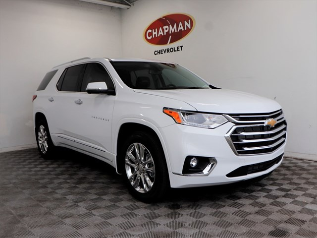 New 2021 Chevrolet Traverse High Country 4WD