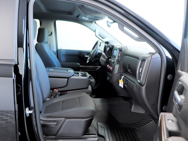 2021 Chevrolet Silverado 1500 Crew Cab 1LT