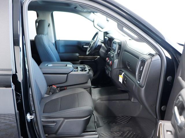 New 2021 Chevrolet Silverado 1500 Crew Cab 1LT 4WD