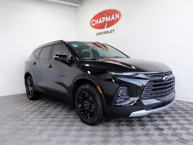 New 2021 Chevrolet Blazer 1LT