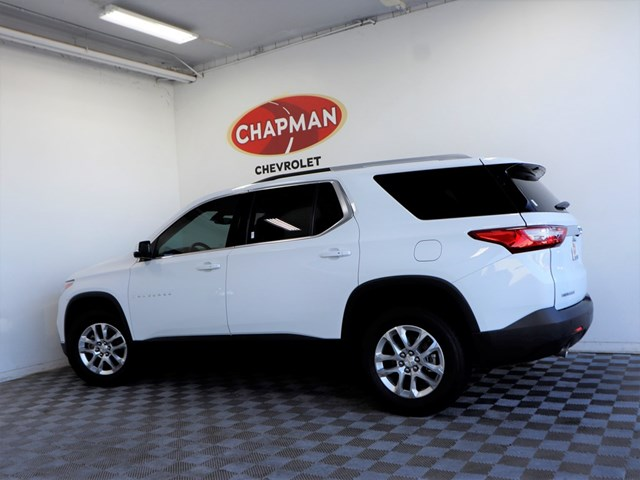 Used 2018 Chevrolet Traverse LT Cloth