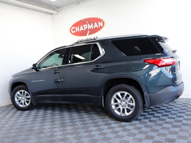 Used 2018 Chevrolet Traverse LT