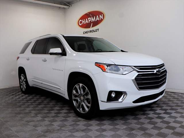 Used 2018 Chevrolet Traverse Premier
