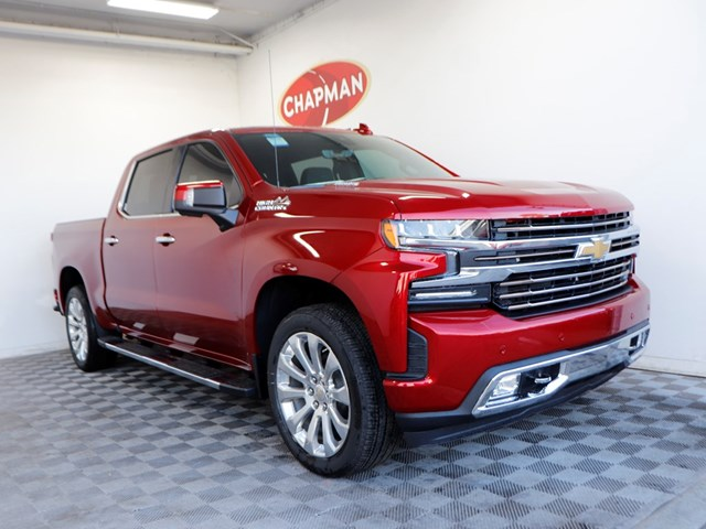 2021 Chevrolet Silverado 1500 Crew Cab High Country 4WD