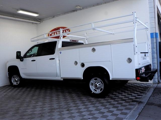 New 2021 Chevrolet Silverado 2500HD Crew Cab Work Truck