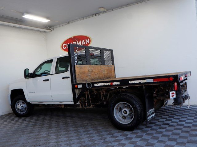 Used 2016 Chevrolet Silverado 3500HD Work Truck Extended Cab